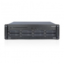 GV-Hot Swap NVR V5-3U, 8 Bay
